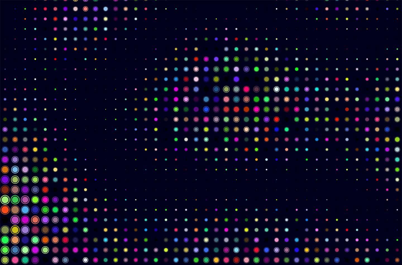 SVG Grid Noise